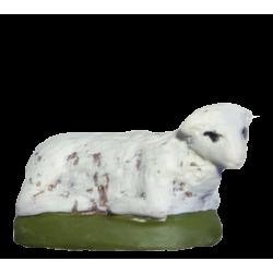 Mouton couché 7cm