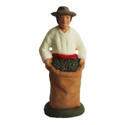 Ramasseur d'olive 9cm