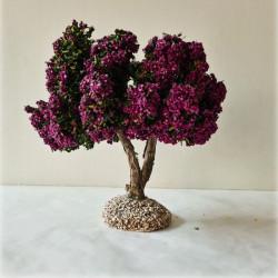 Arbre couleur lilas