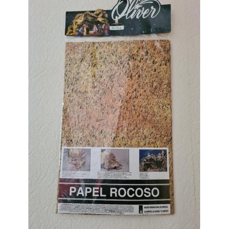 Papier rocher